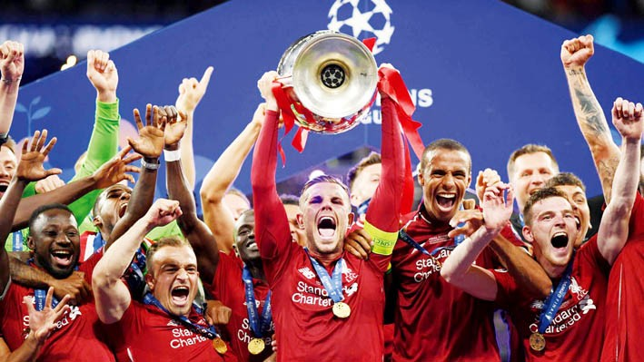 Liverpool reaffirm European dominance with Champions League win