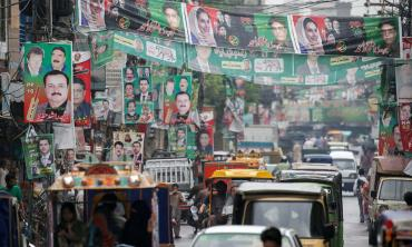 Political woes of Pakistan