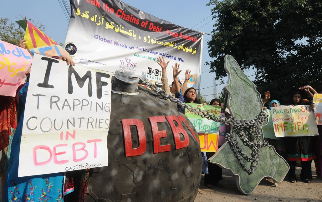 IMF, opposition, the common man…