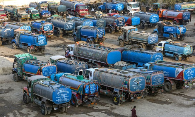 Water crisis strikes again