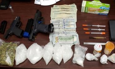 Menace of narco-terrorism