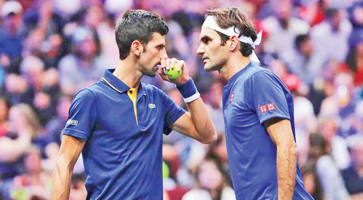 Federer, Djokovic set to battle it out for Wimbledon