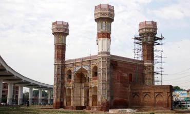 Jehan Ara's Chauburji