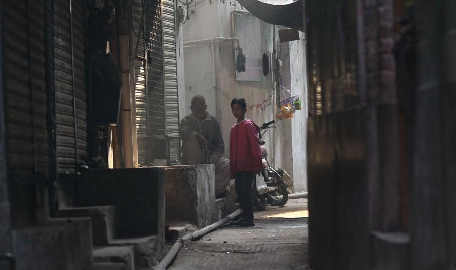 Karachi's missing children