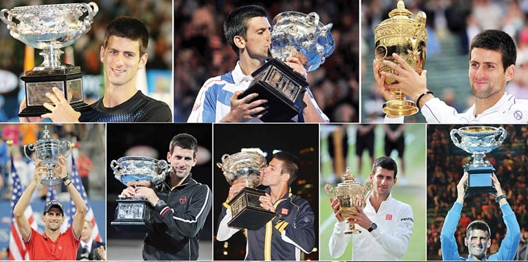 Djokovic edges closer to all-time greatness