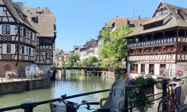 The sombre beauty of Strasbourg