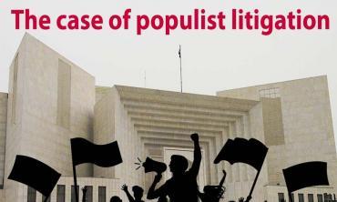 The case of populist litigation