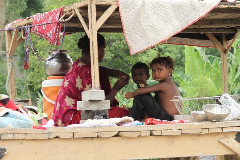 Plight of the rural poor
