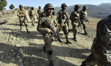 Army to leave tribal areas by 2022