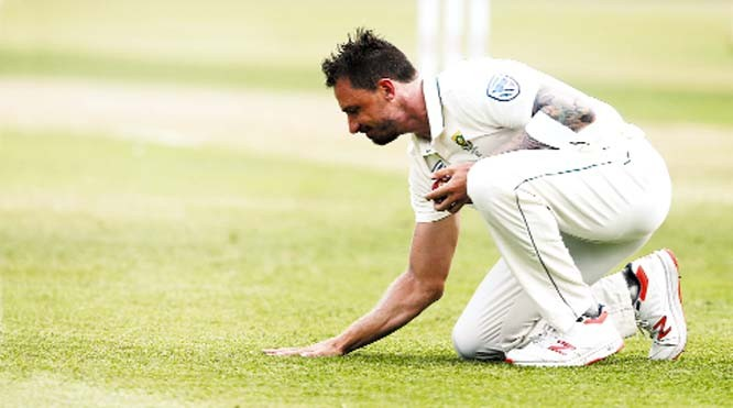 A giant retires from Test cricket