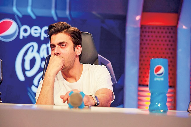 Pepsi Battle of the Bands and the Fawad Khan conundrum