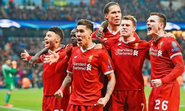 Are Liverpool the team to beat in Europe?