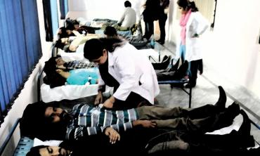 The culture of blood donation