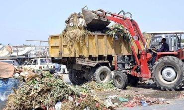 Waste management challenges