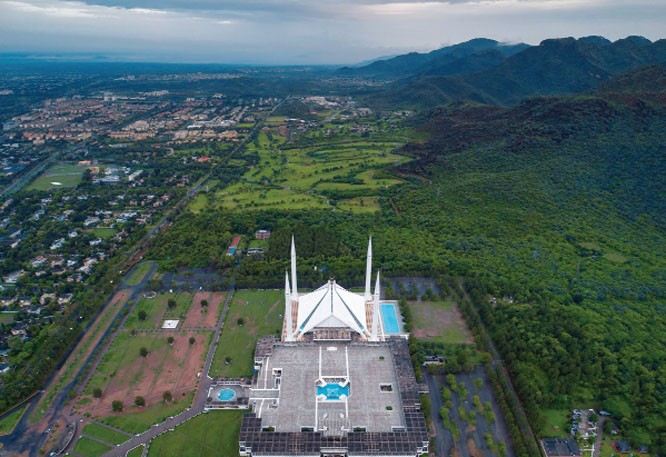 Islamabad by design