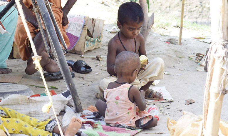 Poverty and child mortality