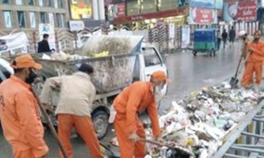 Clean Peshawar Easier said than done