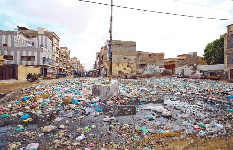Politics of waste