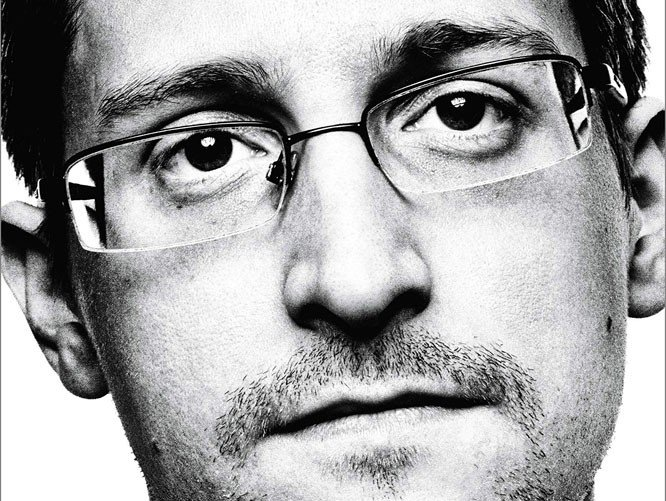 Permanent Record by Edward Snowden review - a spellbinding thriller