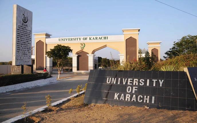 Student affairs in Karachi