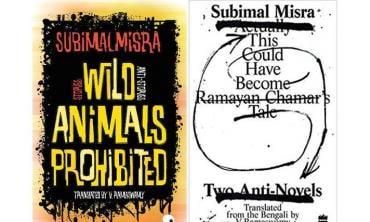 Reading Subimal Misra's two 'anti-novels'