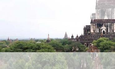 My magical trip to Myanmar