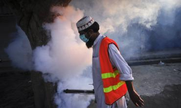 How dengue was controlled in 2011