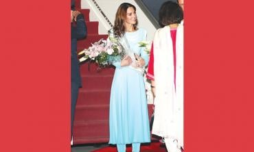 The Kate Middleton effect