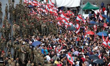 Iraq, Lebanon and dissent