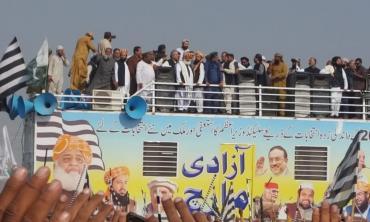 Politics of agitation and democracy