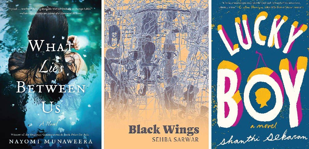 A comparative review of Black Wings, What Lies Between Us and Lucky Boy