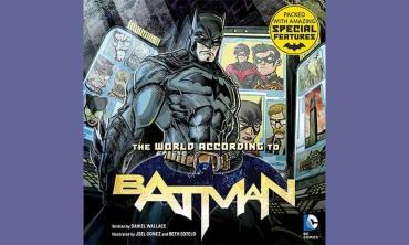 An illustrated journey into Batman's world