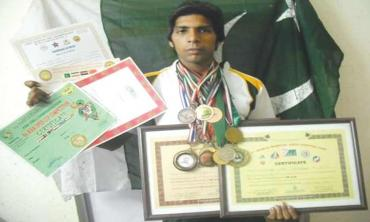 Tale of a kickboxing champion