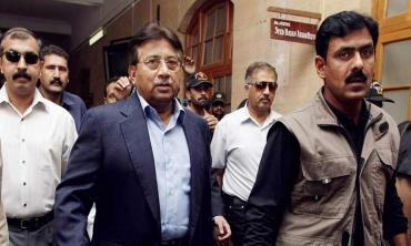 Who is General Musharraf?