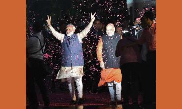 Hymns of Modi's India