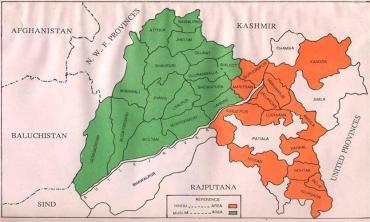 The social history of Punjab — I