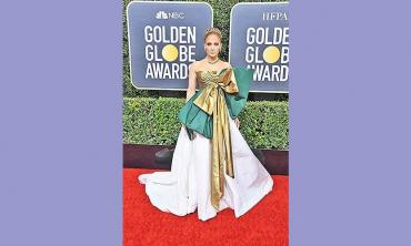 Glam at the Globes