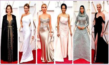 Best beauty moments from Oscars 2020