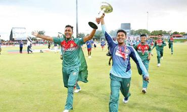 Lessons to be learnt from Bangladesh victory