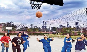 Sports development in higher education institutions