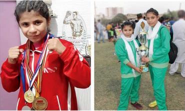 Lyari's rising boxers