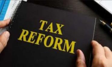 Political economy of tax reforms—I