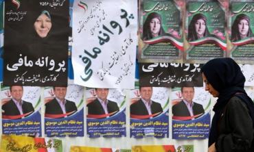 Elections and coronavirus in Iran