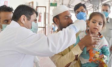Preparedness in Pakhtunkhwa