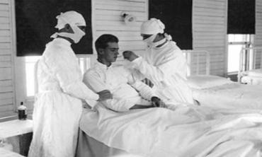 Pandemics and history