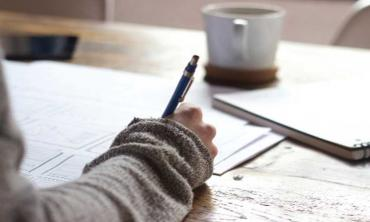 Writing in the days of Corona