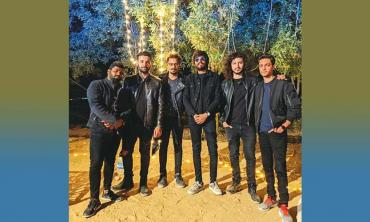 Kashmir's Shane Anthony on how the group is coping with coronavirus