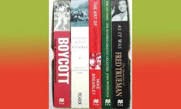 Howzat! Book Boxset