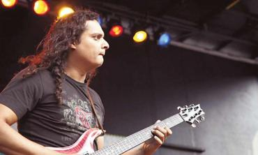 Mekaal Hasan works with acclaimed British-Asian bassist Shez Raja