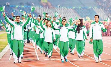 Hosting the South Asian Games